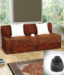 Purchase Bed Online India Queen Size Sofa Bed With Free Bean Bag Cover Xxl Buy Queen