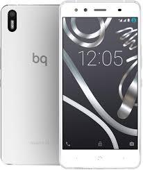 b q купить bq aquaris x5 16gb white silver в москве цена смартфона bq