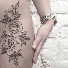imagenes rosas tatoo tatuajes populares rosas tatoo pinterest tattos tattoo and