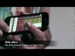 tutorial virtual guitar virtual guitar easy to use guitar for android youtube