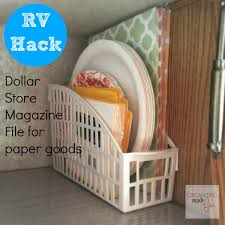 Organizing Store Rv Organizing And Storage Hacks Small Spaces Rv Hacks Rv And