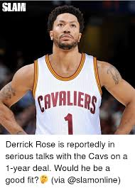 Derrick Rose Jersey Meme - slaine cavaliers derrick rose is reportedly in serious talks with