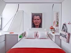 Small Bedroom Room Ideas - 9 tiny yet beautiful bedrooms hgtv