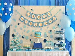 birthday party decoration ideas for kids miles u0027 first birthday