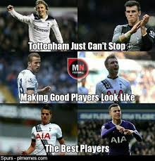 Funny Spurs Memes - tottenham memes jokes and funny pictures