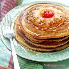 pineapple upside down pancakes recipe