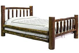 amazon com montana woodworks glacier country collection bed full