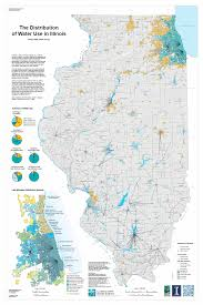 Chicago Il Map by Illinois Maps Illinois State Water Survey
