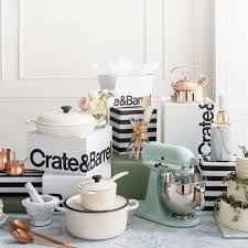 wedding registary our wedding registry with crate and barrel