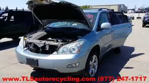 lexus rx330 valve cover gasket parting out 2004 lexus rx 330 stock 4081yl tls auto recycling