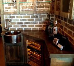 brick backsplash in kitchen kitchen design superb beautiful backsplash astounding brick