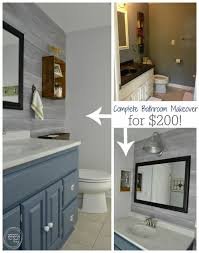 easy bathroom makeover ideas inexpensive bathroom refresh our corner house inexpensive