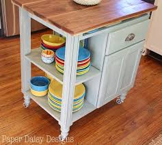 Rolling Kitchen Island Ideas Attrayant Diy Portable Kitchen Island Plans Cozy Charming With