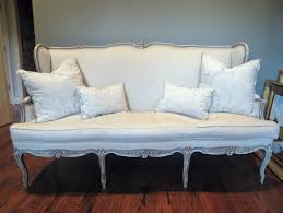 shabby chic sofa also metal legs with sage green as well indoor