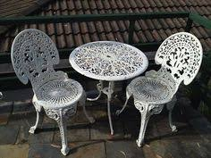 white outdoor table and chairs white iron outdoor furniture white iron outdoor furniture c