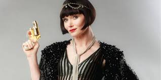 miss fisher hairstyle miss fisher s murder mysteries review creatures at large
