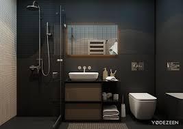 black bathroom design ideas bathroom designs ideas for small spaces 31 cool orange bathroom