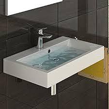 waschbecken design design waschbecken aus gussmarmor handwaschbecken waschtisch