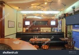 interior small cafe old fashioned style stock photo 81440494