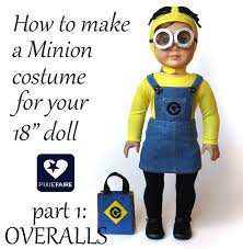 Minion Halloween Costumes Girls 132 American Doll Halloween Costumes Images