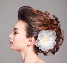 model sanggul rambut pendek 23 model rambut pesta yang simpel untuk malam hari all things hair