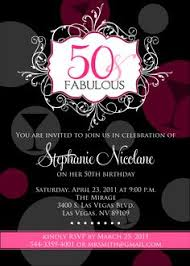 cool 50th birthday invitations for templates check more at
