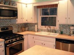 small l shaped kitchen ideas cherry wood kitchen cabinet built in