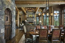 home interior cowboy pictures geisler residence design associates