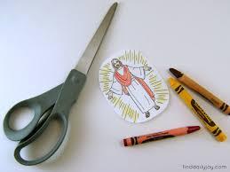 kids easter craft tutorial find daily joy
