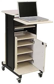 multimedia cart with locking cabinet computer presentation cart locking cabinet adjustable shelves