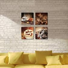 Coffee Wall Decor For Kitchen Popular Coffee Painting Pictures Buy Cheap Coffee Painting