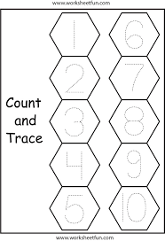 Free Printable Shapes Worksheets 220 Best Pre K Numbers Counting Images On Pinterest Number
