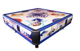 Arctic Wind Air Hockey Table by Air Hockey Home Tables Birmingham Vending Company