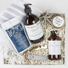 custom housewarming gift box foxblossom co