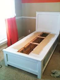 Building A Platform Bed With Drawers Underneath by Creative Under Bed Storage Ideas For Bedroom Hative