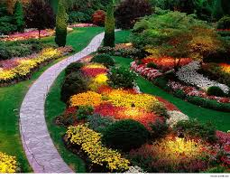 Flower Bed Border Ideas Ideas For Flower Garden Designs Landscape Design