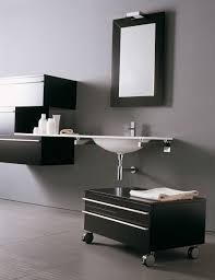 bathroom ultra modern unusual bathroom portable cabinet floating