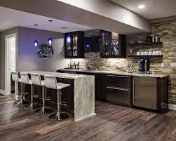 Floating Bar Cabinet Basement Bar Cabinet Ideas Home Bar Transitional With Floating