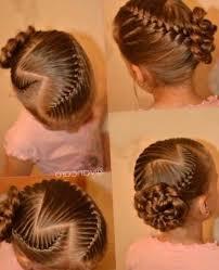 coiffure mariage enfant coiffure pour fille pour mariage les tendances mode du