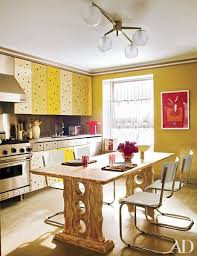 Ideas For Painting Kitchen Cabinets Painted Kitchen Cabinet Ideas Photos Architectural Digest