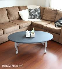 Painting Coffee Tables Painted Round Coffee Table Coffee Tables Decoration