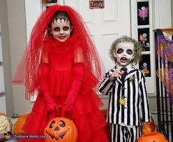 Halloween Costume Beetlejuice Lydia Costume