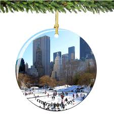central park souvenirs gifts snow globes and ornaments
