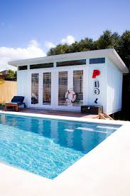 Pool House Cabana by Backyard Cabins Sydney Garden Timber Prefab Sheds Melwood