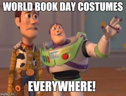 Guy Reading Book Meme - world book day 23 of the best costumes