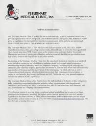 Veterinary Technician Job Description Template New Mexico Registered Veterinary Technician Association