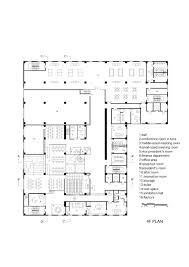floor plan finance gallery of daxing factory conversion nie yong yoshimasa
