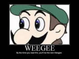 Weegee Meme - weegee says spaghetti youtube