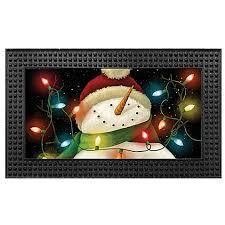 Light Up Snowman Outdoor Outdoor Christmas Decorations Christmas Lights Yard U0026 Lawn