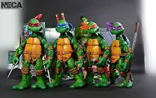 neca teenage mutant ninja turtles action figures ebay